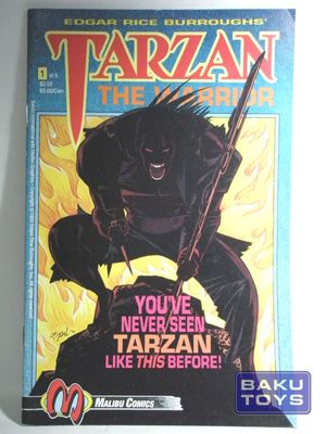 Tarzan The Warrior #1