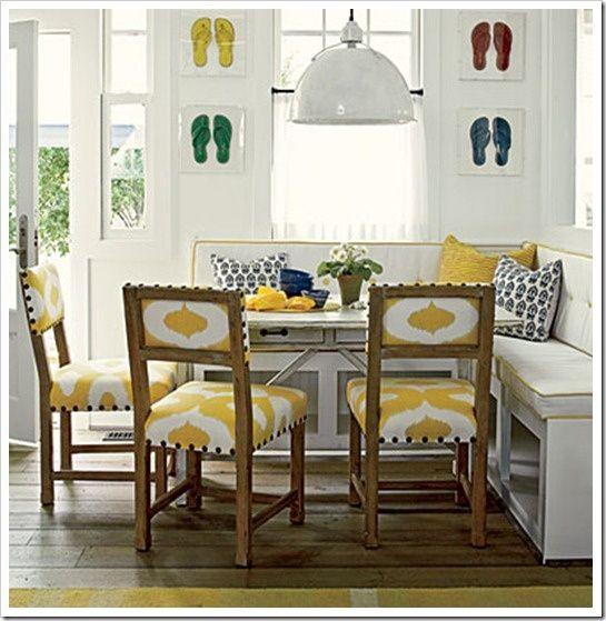 Kitchen Nook Seating Area: Best 25+ Small Breakfast Nooks Ideas On Pinterest