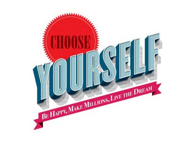 Choose Yourself by James Altucher by JamesAltucher via slideshare