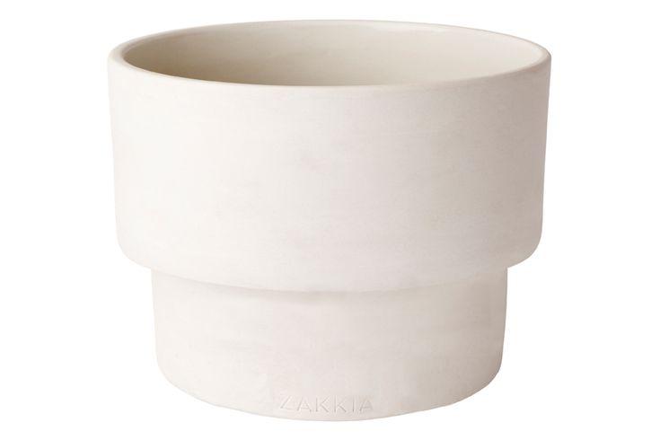 Podium Pot - Large White