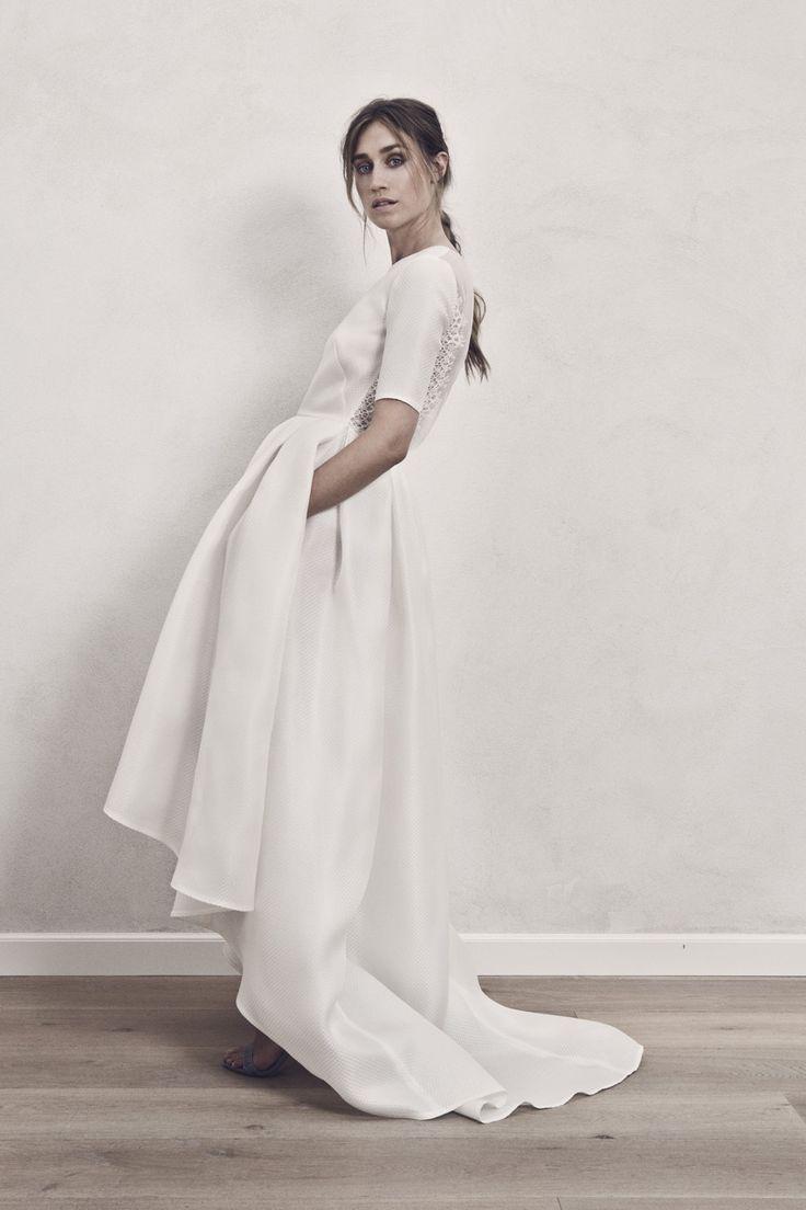 Maria Fekih Is A Danish Wedding Dress Designer And Owner Of Multi Brand Bridal Boutique In Copenhagen