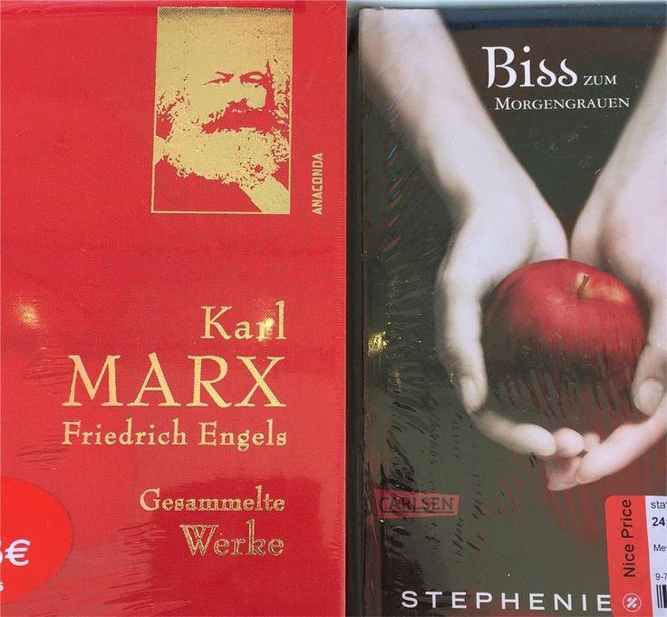 Rechts oder links??? #Marx #kapital #stepheniemeyer #bisszummorgengrauen