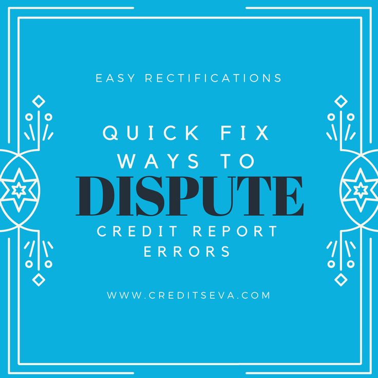 How Can Experian Credit Report Get Corrected?