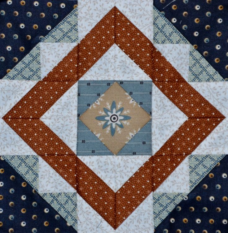Sew'n Wild Oaks Quilting Blog: Country Corners Month #2