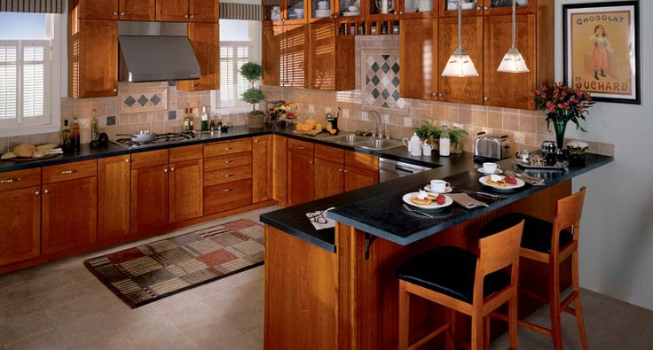 Kitchen Cabinets | Glazed Cabinets, Custom Cabinets | Mid Continent Cabinetry