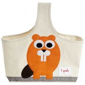 3 Sprouts - Storage Caddy Beaver