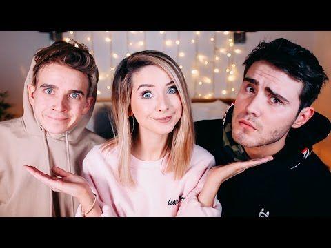 Boyfriend VS Brother Part 2!    Zoella - YouTube