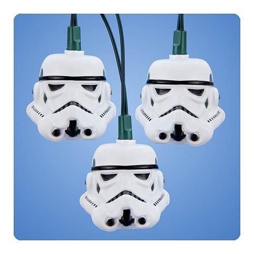 Star Wars Stormtrooper Christmas Lights $29.99