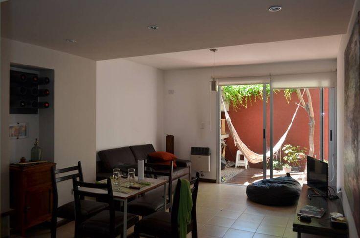 Uspallata 460 : Comedores modernos de trama arquitectura