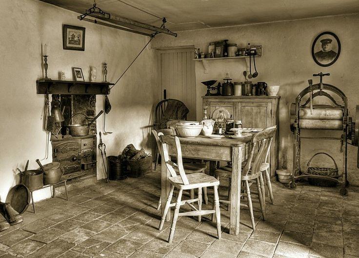 Edwardian Farmhouse Kitchen