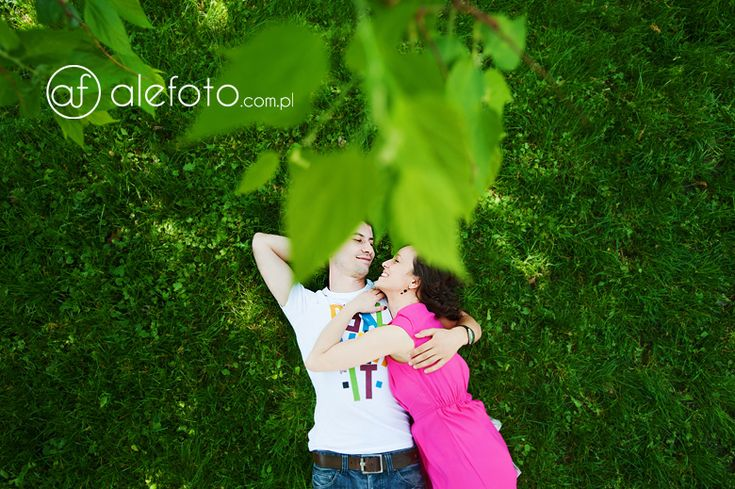 na trawie :) #enagagement #photoshoot #wroclaw