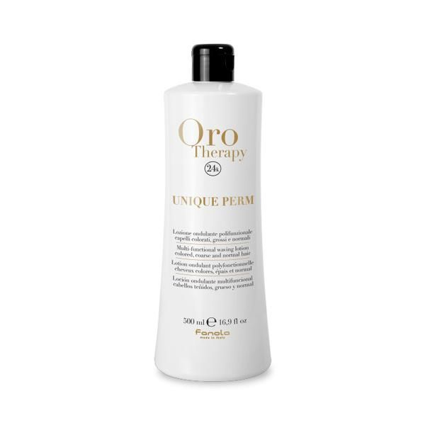 Fanola Oro Therapy Unique Perm 500ml for $22.33