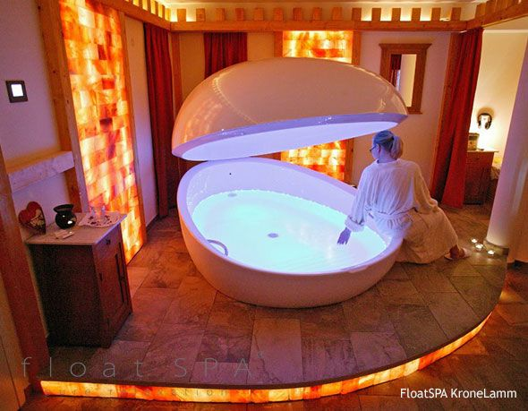 Float Spa, WANT!