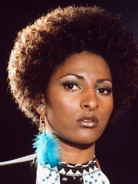 15 Afro Hairstyle 70s Images Kochaj Szanuj Snij 70s Afro