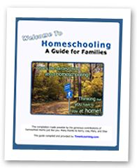 Welcome to Homeschooling Guide - Are you new to homeschooling? This guide was written by seasoned homeschoolers to answer some of the difficult questions new families often struggle with.