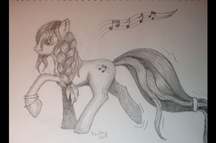 My Little Pony  My own creation <3