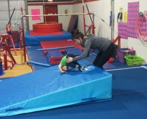 Tips for Baby and Toddler Gymnastics Class