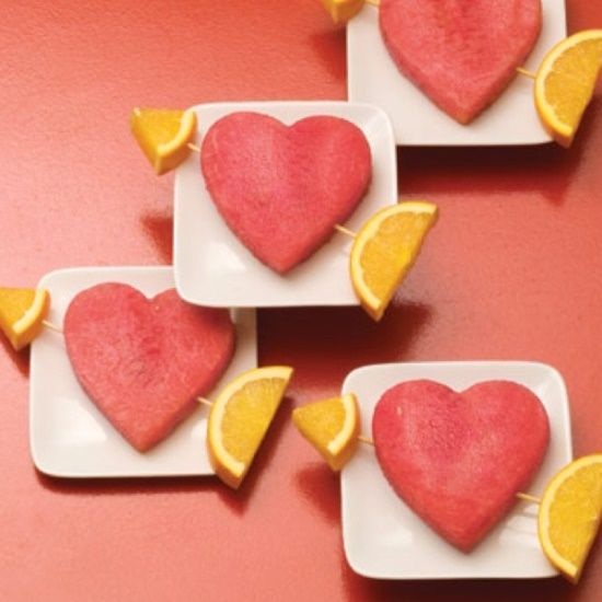 Such a cute idea!  Valentines day