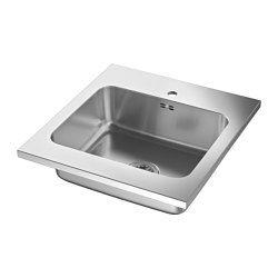 Oppvaskkummer - Blandebatterier og oppvaskkummer - IKEA