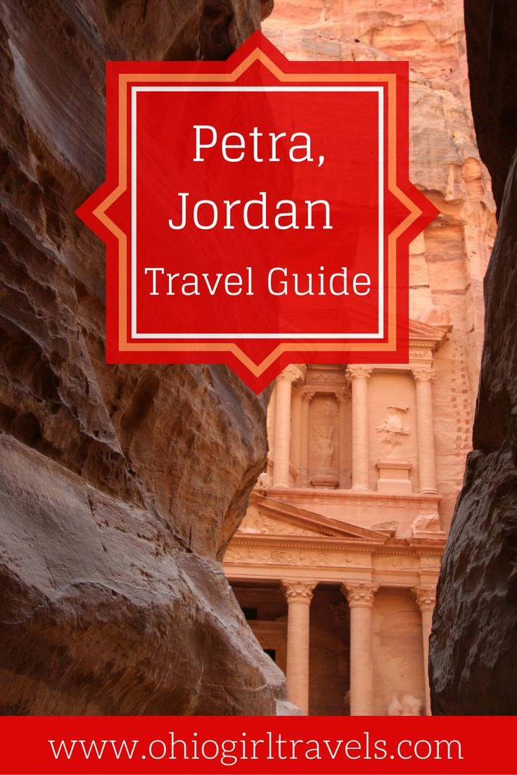 Are you planning to explore Petra, Jordan soon? This post has 6 tips for visiting Petra, an ancient Middle Eastern city, so you can make the most of your trip. Don't forget to pin these tips for visiting Petra for later.