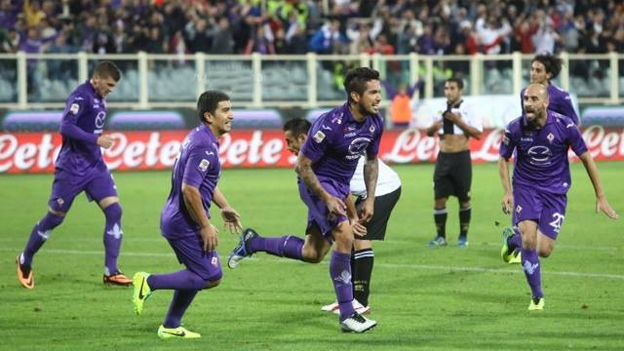 Web italiana sobre Juan Vargas: Regresó un gran jugador. #depor