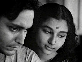 Soumitra Chatterjee, Sharmila Tagore