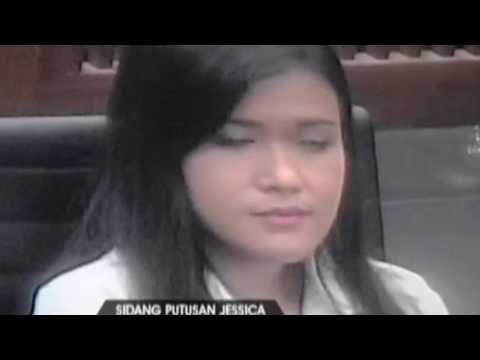 VONIS Jessica - Video Detik Detik Putusan Hukuman Jessica Kumala Wongso ...