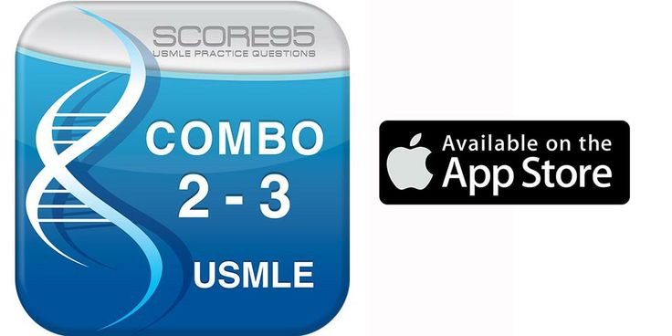 10 best usmle combo 2 3 qbank pack images on pinterest blog 1 and score95s usmle combo 2 3 qbank pack is now available in the apple app store fandeluxe Gallery