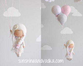 Baby Nursery Decor Mobile i136 viaggi a tema Baby Shower