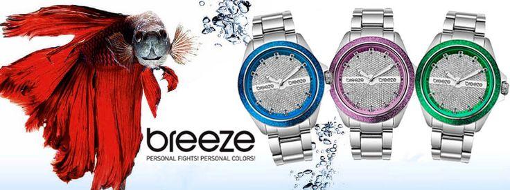 Εντυπωσιακά ρολόγια BREEZE για όλες τις ώρες! Δείτε όλη τη συλλογή μόνο στο OROLOI.GR!  http://www.oroloi.gr/index.php?cPath=626