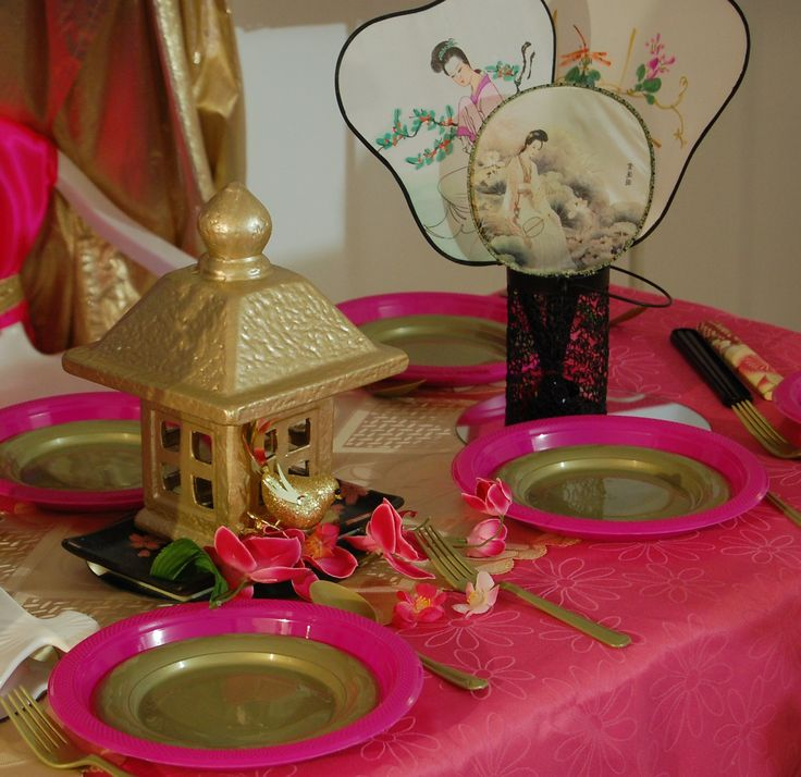 Wish Upon a Party Perth - Chinese Tea Party Hire