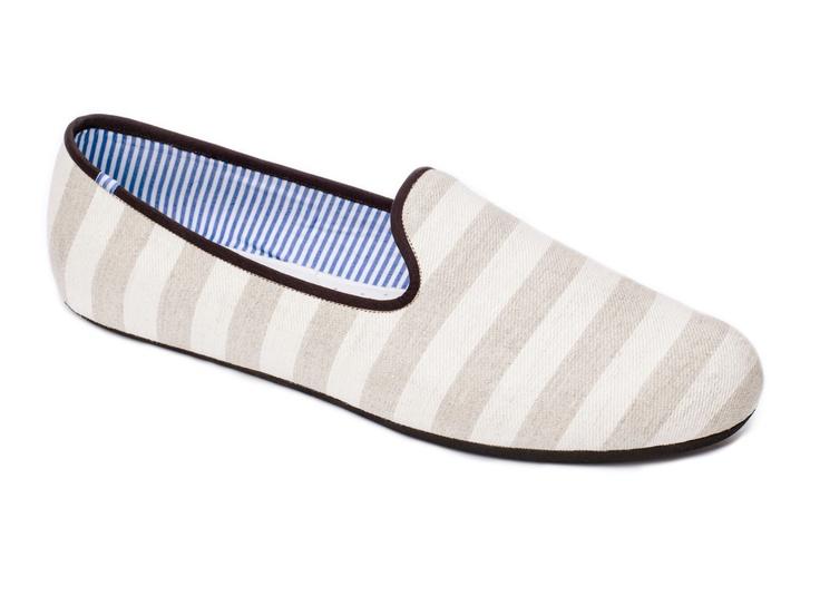 Costantino Natural  Stripes