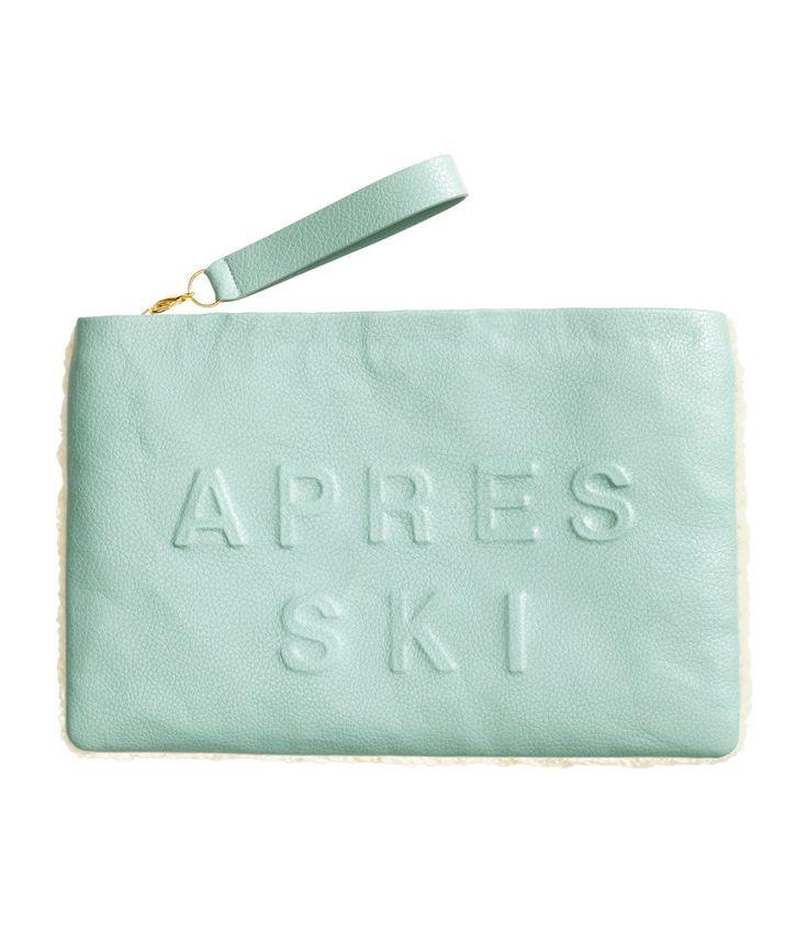 replica celine handbags - celine clutch bag with wrist strap