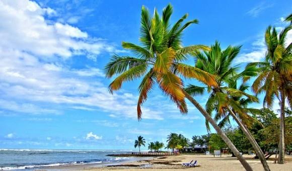 Plaja din Caribbean