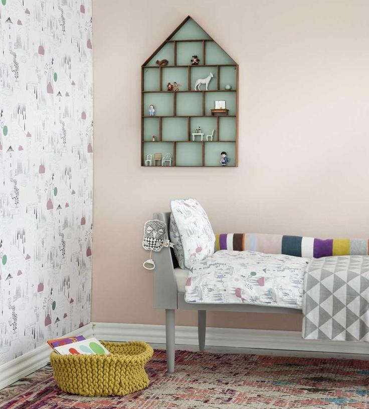 27 best Haus – Kinderzimmer images on Pinterest | Child room, Girl ...