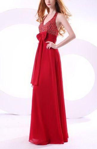 Elegant A-Line Homecoming Dresses - Order Link: http://www.thebridalgowns.com/elegant-a-line-homecoming-dresses-tbg6193 - SILHOUETTE: A-Line; SLEEVE: Sleeveless; LENGTH: Floor Length; FABRIC: Chiffon; EMBELLISHMENTS: Bow , Sequin , Beaded , Paillette , Ribbon , Ruching , Rhinestone , Sash - Price: 141.99USD