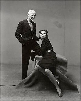 Макс Эрнст и Доротея Таннинг, 1942, фотография Ирвина Пенна