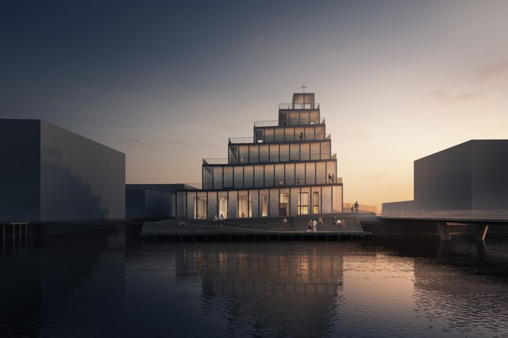 Sydhavnen New Church | Architect Magazine | Jaja Architects, Copenhagen, Denmark, Religious, Community, New Construction