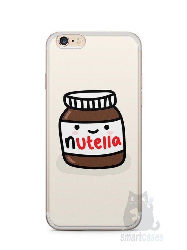 Capa Iphone 6/S Plus Nutella #2 - SmartCases - Acessórios para celulares e tablets :)                                                                                                                                                                                 Mais