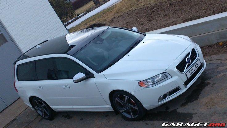 Garaget | Volvo V70 T5 R-design (2012)