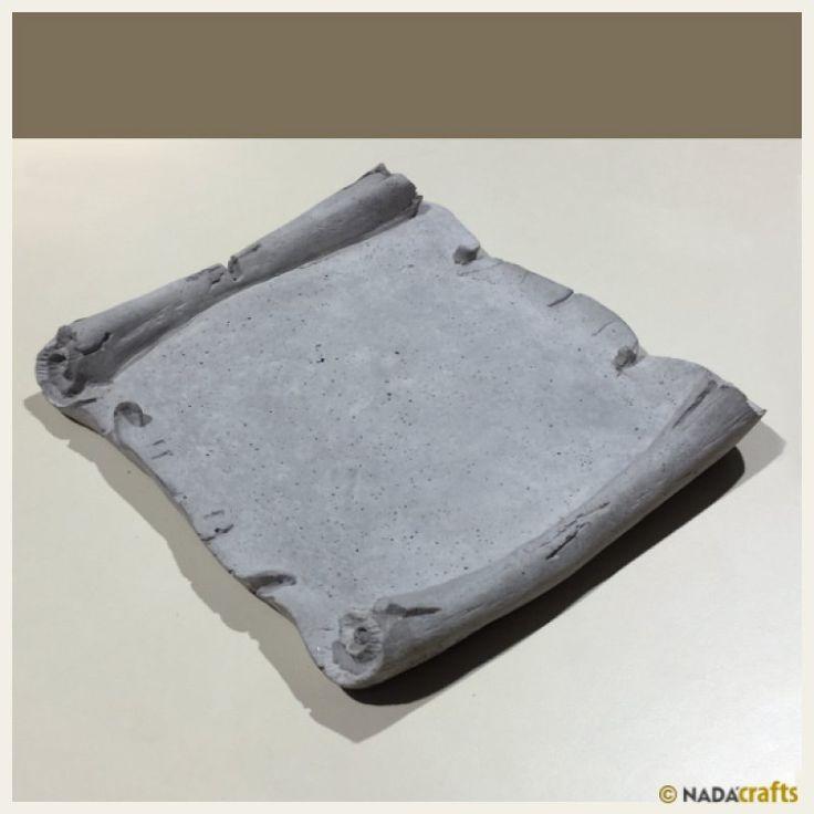 Phebus Plaket, NadaCrafts.com | Concrete Ürünler