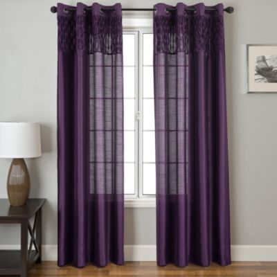 Softline Bedford 84 Inch Window Curtain Panel Curtain Call Pinterest