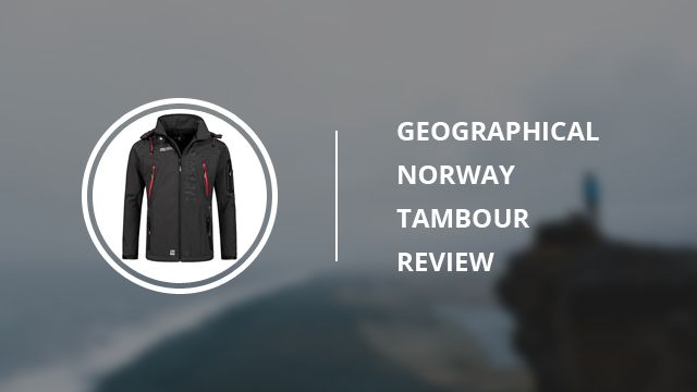 Geographical Norway Tambour Softshell Jacket for Men - Review