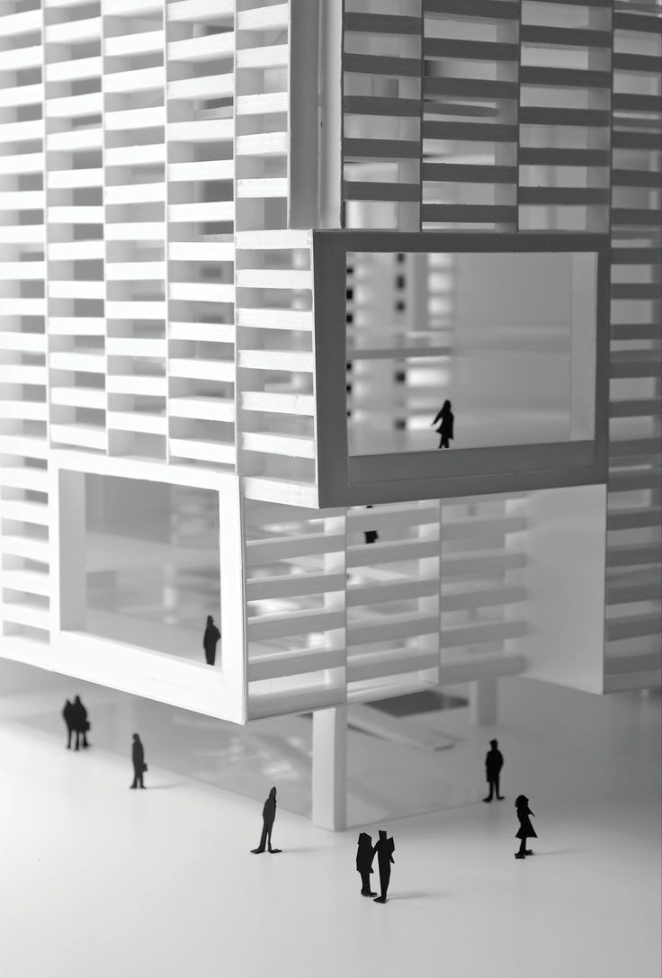 MGM Arquitectos Sede del diario TAZ . BERLIN