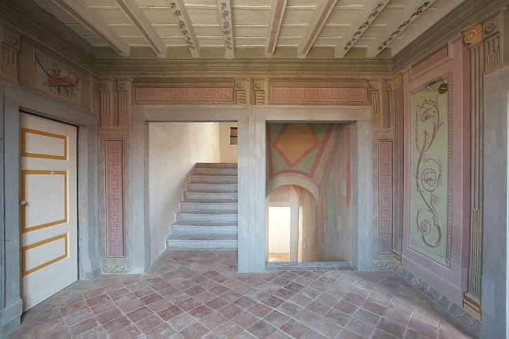 frescored from 18 century