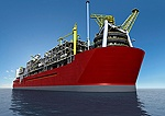 Shell is investing $12bn in the Prelude FLNG project.