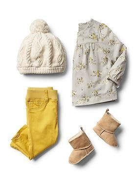 Baby Clothing: Baby Girl Clothing: We Love These Baby Shower Gift Shop | Gap