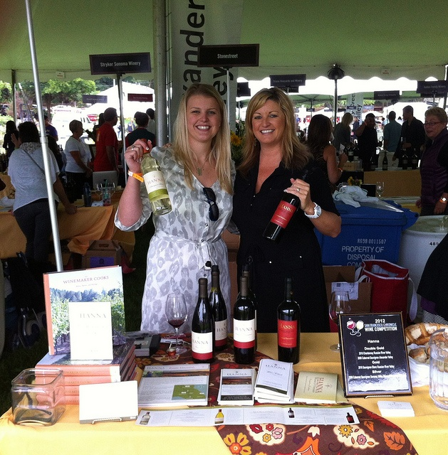 33rd Annual Taste of Sonoma at MacMurray Ranch by Hanna Winery, via Flickr