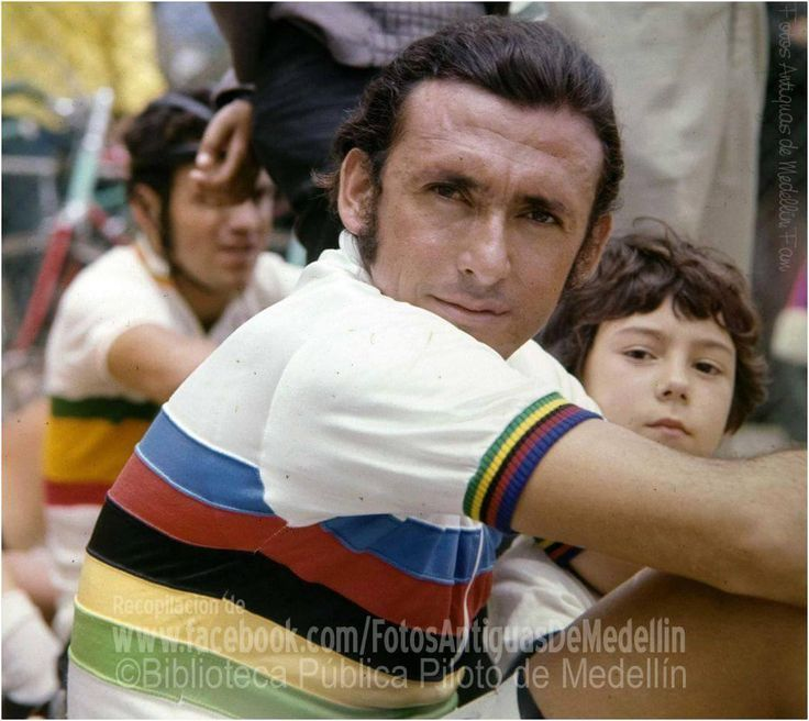 COCHISE!!! World Champion in Varese, Italia 1971. Individual Pursuit.