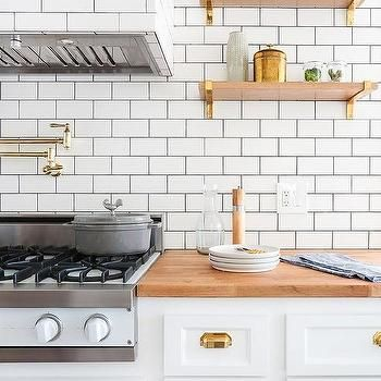 White Kitchen Shelves best 25+ contemporary kitchen shelves ideas on pinterest